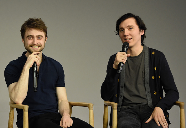 "Big Tech「The Apple Store Presents: Daniel Radcliffe And Paul Dano, ""Swiss Army Man""」:写真・画像(1)[壁紙.com]"