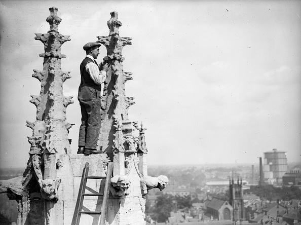 York - Yorkshire「Restoration Work」:写真・画像(3)[壁紙.com]
