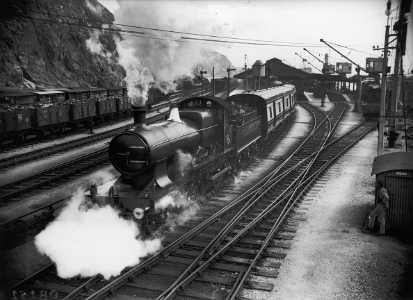 Steam Train「GWR Boat Train」:写真・画像(15)[壁紙.com]