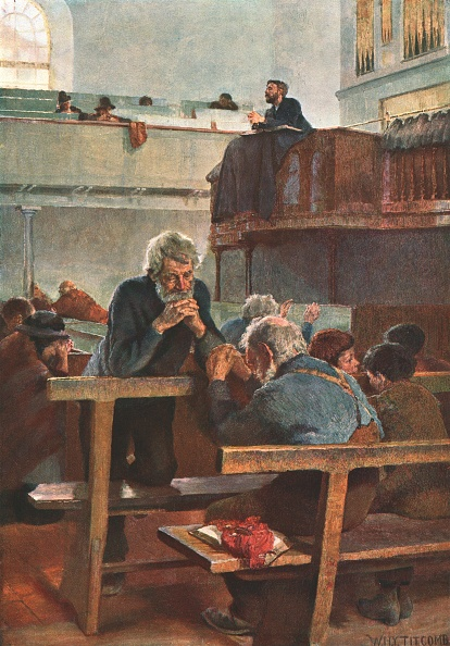 Methodist「Primitive Methodists At Prayer」:写真・画像(2)[壁紙.com]