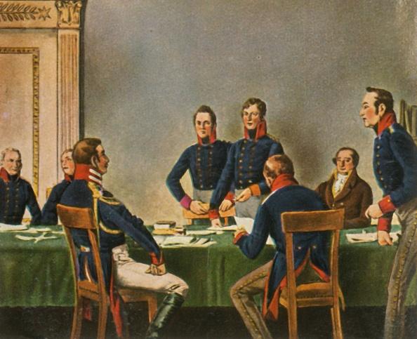 Prussia「Meeting Of The Reorganisation Commission In Königsberg」:写真・画像(13)[壁紙.com]