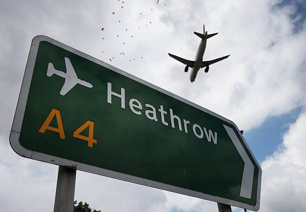 The Debate Over The Third Runway At Heathrow Airport Continues:ニュース(壁紙.com)