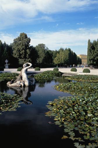 Water Lily「Fountain」:スマホ壁紙(8)