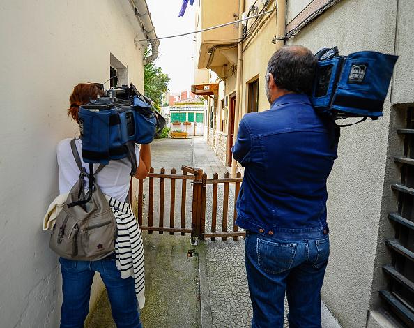 Jorge Arce「Alleged Pedophile Arrested In Santander」:写真・画像(3)[壁紙.com]