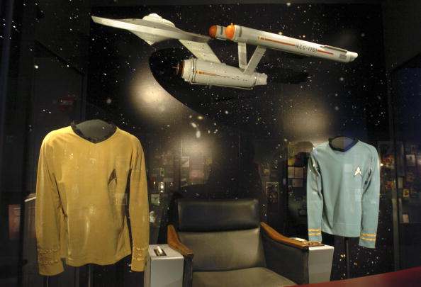 Star Trek「Science Fiction Museum and Hall of Fame Opens」:写真・画像(7)[壁紙.com]