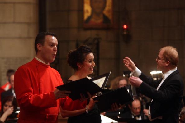 Musical Conductor「Saint Thomas Choir」:写真・画像(13)[壁紙.com]