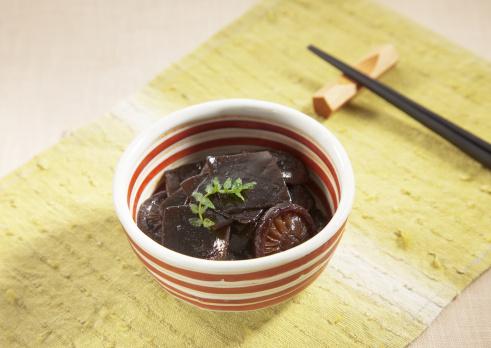 日本食「Seaweed simmered in soy sauce」:スマホ壁紙(5)