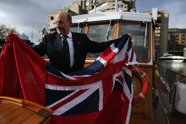 Rippled「Preview Of Churchill's Funeral Boat Ahead Of 50th Anniversary Of His Death」:写真・画像(3)[壁紙.com]