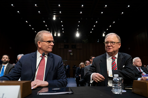Hart Senate Office Building「NTSB Chairman Robert Sumwalt And Acting FAA Administrator Daniel Elwell Testify Before Senate On Airline Safety」:写真・画像(0)[壁紙.com]