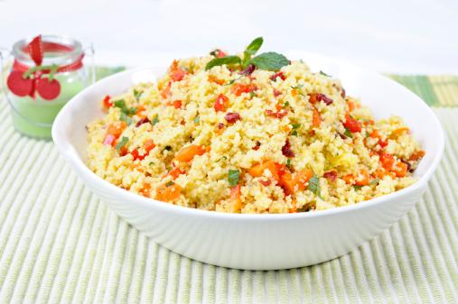 Mint Leaf - Culinary「Couscous salad」:スマホ壁紙(9)