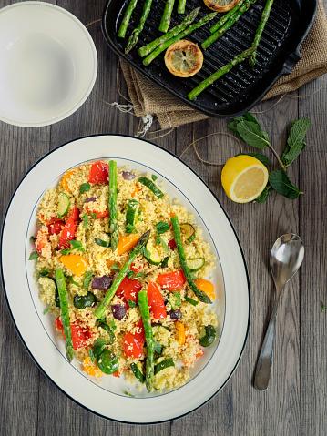 Griddle「couscous salad」:スマホ壁紙(3)