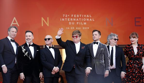 "Giles「""Rocketman"" Red Carpet At The 72nd Annual Cannes Film Festival」:写真・画像(5)[壁紙.com]"