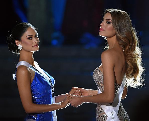 2015年「The 2015 Miss Universe Pageant」:写真・画像(5)[壁紙.com]