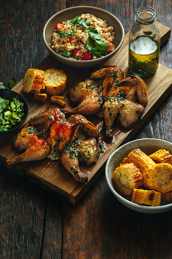 Turkey - Bird「Grilled whole butterflied chickens」:スマホ壁紙(6)