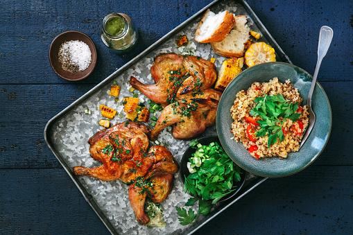 Turkey - Bird「Grilled whole butterflied chickens」:スマホ壁紙(8)