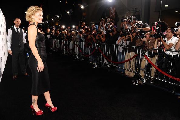 "Pencil Dress「Premiere Of Fox Searchlight's ""Whip It"" - Arrivals」:写真・画像(17)[壁紙.com]"