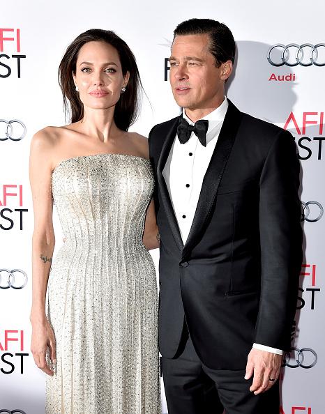 アンジェリーナ・ジョリー「AFI FEST 2015 Presented By Audi Opening Night Gala Premiere Of Universal Pictures' 'By The Sea' - Arrivals」:写真・画像(16)[壁紙.com]