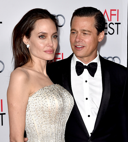 "Angelina Jolie「AFI FEST 2015 Presented By Audi Opening Night Gala Premiere Of Universal Pictures' ""By The Sea"" - Arrivals」:写真・画像(19)[壁紙.com]"