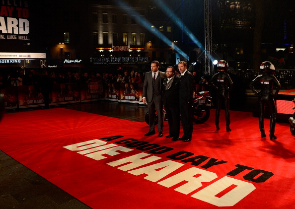 John Moore「A Good Day To Die Hard - UK Premiere - Red Carpet Arrivals」:写真・画像(17)[壁紙.com]