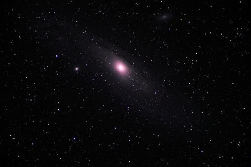 Andromeda Galaxy「The Andromeda Galaxy」:スマホ壁紙(14)
