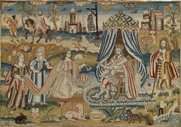 17th Century「Esther And Ahasuerus」:写真・画像(19)[壁紙.com]