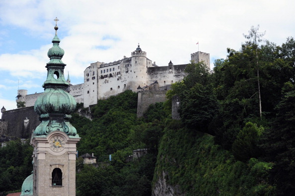 Hohensalzburg Fortress「Salzburg Travel Destination」:写真・画像(7)[壁紙.com]