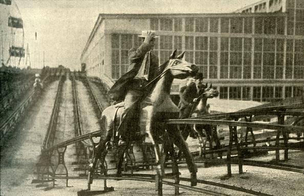 "Amusement Park Ride「The ""Steeplechase""」:写真・画像(10)[壁紙.com]"