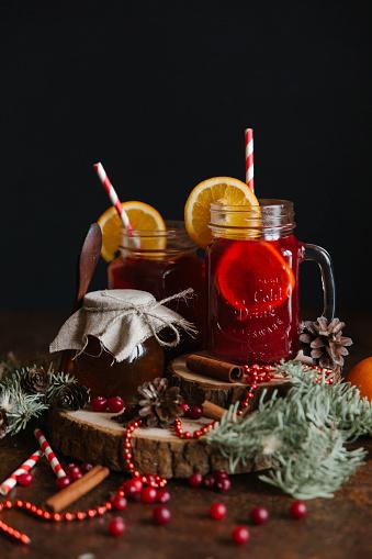 Ice Tea「Fruit tea with cinnamon sticks」:スマホ壁紙(14)