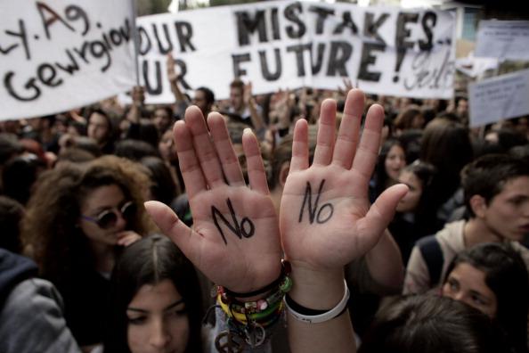 Republic Of Cyprus「Cyprus Seeks EU Bailout To Avert Financial Crisis」:写真・画像(11)[壁紙.com]