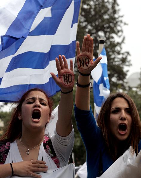Republic Of Cyprus「Cyprus Seeks EU Bailout To Avert Financial Crisis」:写真・画像(15)[壁紙.com]