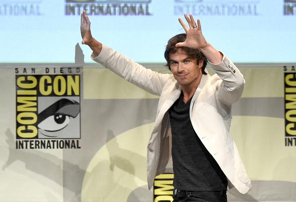 コミコン「Comic-Con International 2015 - 'The Vampire Diaries' Panel」:写真・画像(9)[壁紙.com]