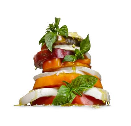 Salad「Caprese salad」:スマホ壁紙(4)