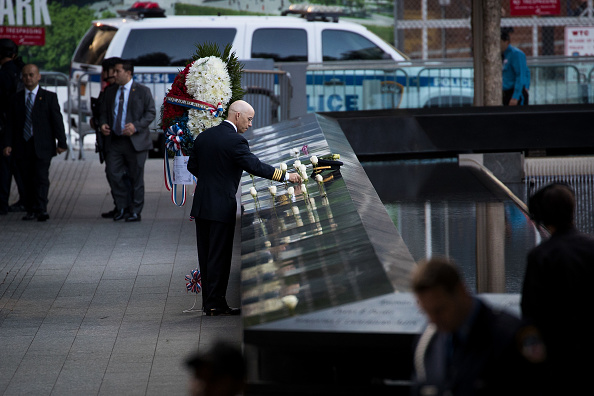flower「16th Annual Commemoration Ceremony Held At WTC Site For 9/11 Terror Victims」:写真・画像(11)[壁紙.com]
