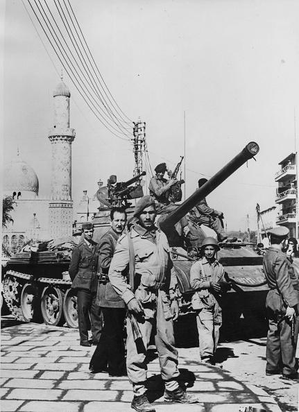 Baghdad「Tank At Baghdad」:写真・画像(13)[壁紙.com]