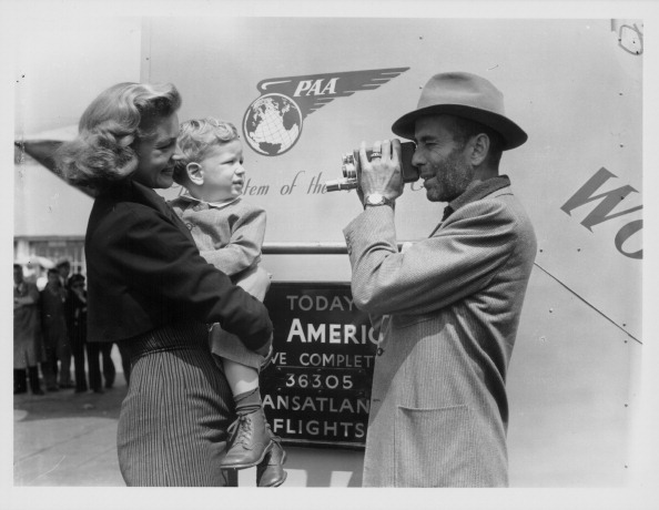 Lauren Bacall「Lauren Bacall And Humphrey Bogart」:写真・画像(15)[壁紙.com]