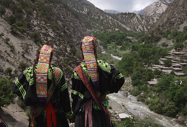 Polytheistic Kalash Tribe Celebrates Spring In Remote Mountains:ニュース(壁紙.com)