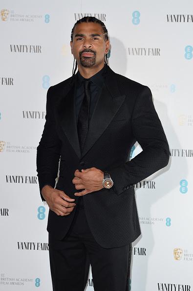 David Haye「Vanity Fair EE Rising Star BAFTAs Pre Party - Red Carpet Arrivals」:写真・画像(10)[壁紙.com]