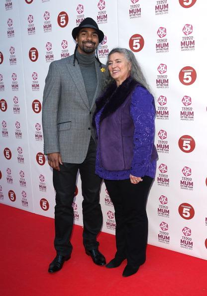 David Haye「Tesco Mum Of The Year Awards - Arrivals」:写真・画像(13)[壁紙.com]