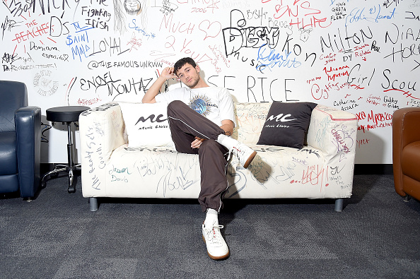 Michael Loccisano「Jeremy Zucker Visits Music Choice」:写真・画像(6)[壁紙.com]