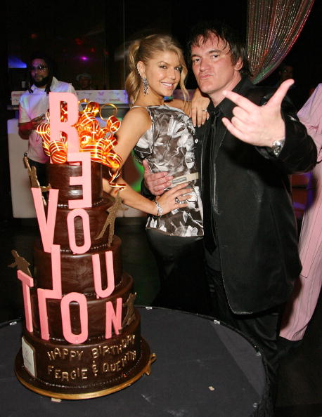 Sweet Food「Quentin Tarantino And Fergie Celebrate Birthdays At Revolution」:写真・画像(18)[壁紙.com]