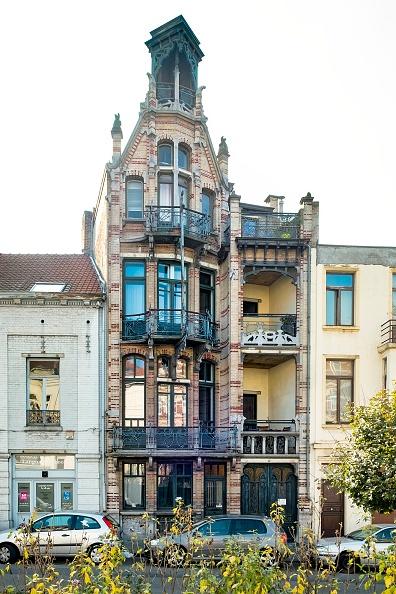 Townhouse「Maison Van Dijck」:写真・画像(13)[壁紙.com]