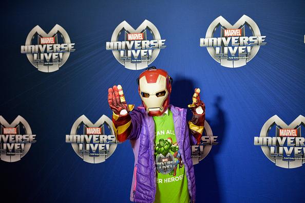 Alertness「Marvel Universe LIVE! And REPREVE #TurnItGreen」:写真・画像(17)[壁紙.com]