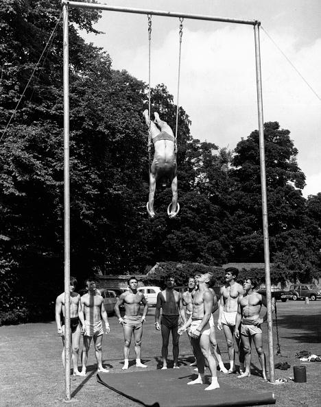 教える「Abbey Gymnastics」:写真・画像(16)[壁紙.com]
