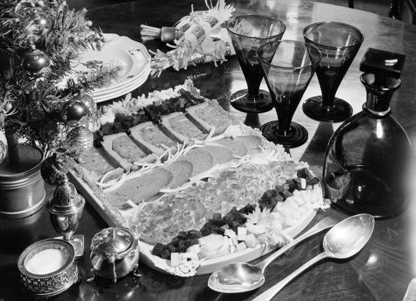 Salad「Christmas Plate」:写真・画像(5)[壁紙.com]