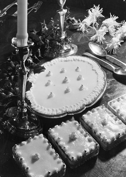 Dessert「Christmas Table」:写真・画像(9)[壁紙.com]