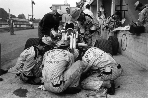 Mechanic「Honda Mechanics」:写真・画像(15)[壁紙.com]