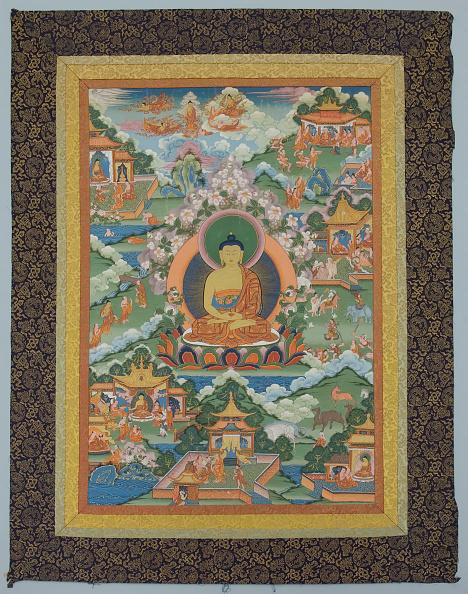 Tanka「Tangka With Buddha」:写真・画像(5)[壁紙.com]