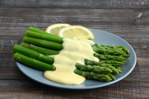 Hollandaise Sauce「Asparagus with Hollandaise Sauce」:スマホ壁紙(4)