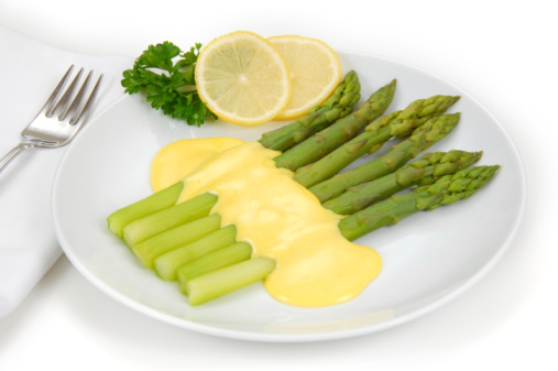Hollandaise Sauce「Asparagus with Hollandaise」:スマホ壁紙(15)