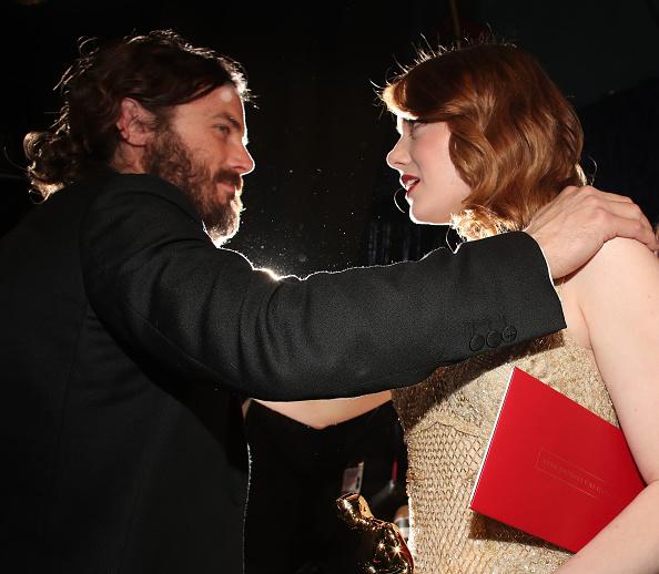 ラ・ラ・ランド「89th Annual Academy Awards - Backstage」:写真・画像(2)[壁紙.com]